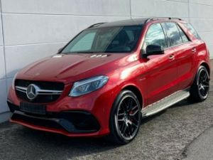 Mercedes GLE 63 AMG S 585ch 7G-Tronic  Occasion