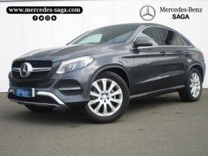 Mercedes GLE Coupé 350 d 258ch 4Matic 9G-Tronic Occasion
