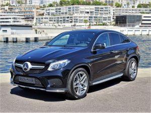 Mercedes GLE Coupé 350 D COUPE 4-MATIC BLUETEC FASCINATION PACK AMG 258 CV Vendu