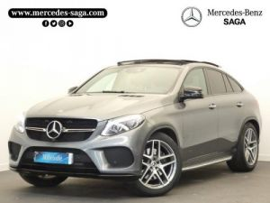 Mercedes GLE Coupé 400 333ch Fascination 4Matic 9G-Tronic Occasion