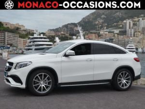 Mercedes GLE Coupé 63 AMG 557ch 4Matic 7G-Tronic Speedshift Plus Euro6d-T Occasion