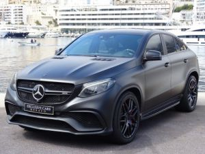 Mercedes GLE Coupé 63 AMG S 4-MATIC 585 CV BLACK EDITION  Occasion