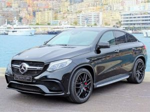 Mercedes GLE Coupé 63 AMG S 4-MATIC 585 CV BLACK EDITION