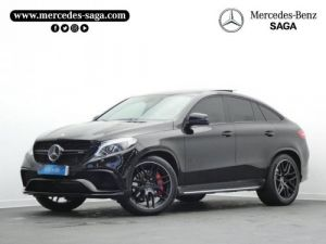 Mercedes GLE Coupé 63 AMG S 585ch 4Matic 7G-Tronic Speedshift Plus Occasion