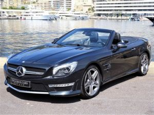 Mercedes SL 63 AMG PACK PERFORMANCE 585 CV - MONACO Vendu