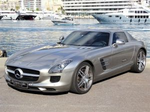 Mercedes SLS COUPE V8 6.3 BA7 AMG SPEEDSHIFT DCT 571 CV Vendu