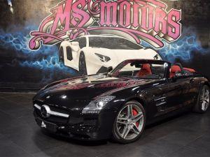 Mercedes SLS ROADSTER V8 6.3 BA7 SPEEDSHIFT DCT Occasion