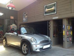 Mini Cooper 1.6 115 cv Cabriolet Vendu