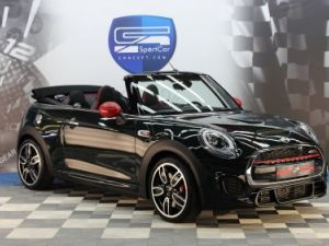 Mini Cooper CABRIOLET JCW FINITION EXCLUSIVE DESIGN / GPS / PROJECTEURS FULL LED / Occasion