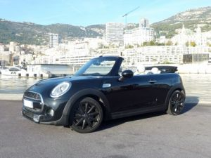 Mini Cooper S CABRIOLET 192 CH RED HOT CHILI Vendu