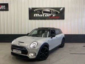 Mini One Clubman 2.0 SD 190 CH 06/2017 CARNET COMPLET Occasion