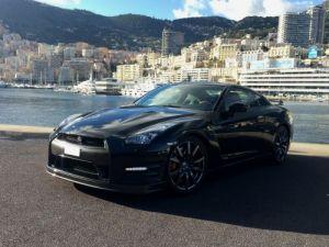 Nissan GT-R Black Edition 550 cv Vendu