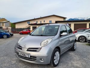Nissan MICRA 1.2 80 must 07/2007 CLIM MP3 BLUETOOTH Occasion