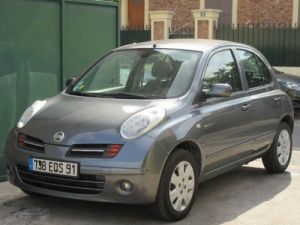 Nissan MICRA 1.5 DCI 86CH ACENTA 5P Occasion