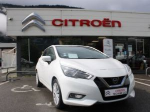 Nissan Micra BUSINESS 2018 IG-T 90 Business Edition Occasion