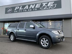 Nissan NAVARA Double cabine 2.5 DCI 190 CV Occasion
