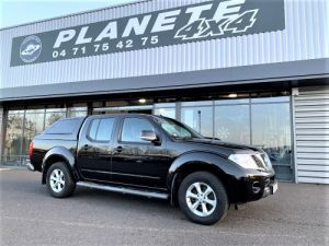 Nissan NAVARA Double Cabine 2.5 DCI 190 CV SE Occasion