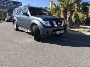 Nissan PATHFINDER 2.5 DCI 174CH CONFORT Occasion