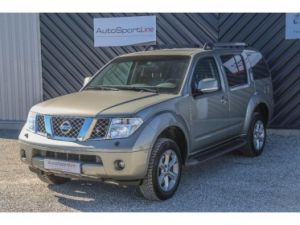 Nissan PATHFINDER 2.5 dCi 7 places Occasion