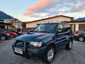 Nissan Terrano ll 4x4 3.0 ditd 154 ULTIMATE 08/2003 CLIM ATTELAGE PARE BUFFLES Occasion
