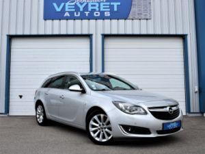 Opel Insignia Break 1.6 CDTi 136cv elite Vendu