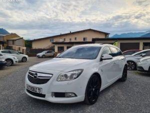 Opel INSIGNIA st 2.0 cdti biturbo 195 4x4 opc line 02/2012 GPS CUIR TOE XENON REGULATEUR Occasion