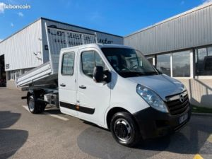 Opel Movano benne double cabine 47.000km Occasion
