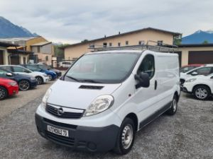 Opel Vivaro 2.0 cdti 115 pack clim 08/2009 TVA RECUPERABLE L1H1 GALLERIE 3 PLACES Occasion