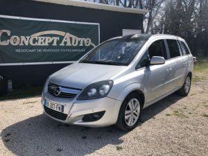 Opel Zafira 1.7CDTI 125CH  Occasion