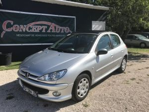 Peugeot 206 1.4 HDI STYLE  Occasion