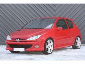 Peugeot 206 2.0 16v RC 3p Vendu
