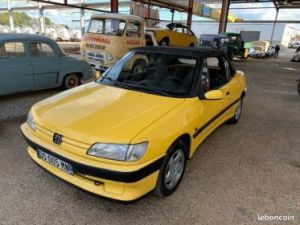 Peugeot 306 cabriolet 1.6l 90cv Occasion