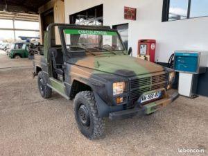 Peugeot P4 diesel 6 places ex armée française Neuf