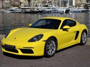 Porsche 718 Cayman Leasing