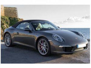 Porsche 911 991 CARRERA S CABRIOLET 400 CV PDK - MONACO Vendu