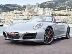 Porsche 911 991 II CABRIOLET 3.0 420 CARRERA 4S PDK Vendu