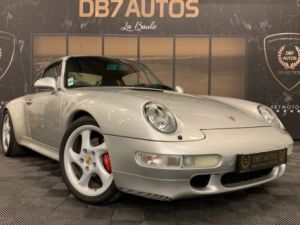 Porsche 911 993 CARRERA S CARNET COMPLET Occasion