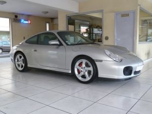 Porsche 911 996 CARRERA 4S BVM6 Occasion