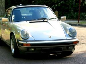 Porsche 911 Carrera 3.2 White gold métallic Occasion - 2