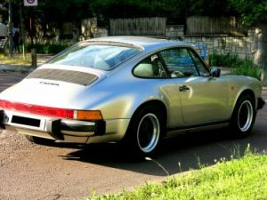 Porsche 911 Carrera 3.2 White gold métallic Occasion - 3