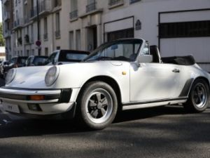 Porsche 911 PORSCHE 911 CARRERA CABRIOLET 3.2 231CV Vendu