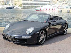 Porsche 911 PORSCHE 911 TYPE 997 CARRERA 4S CABRIOLET KIT X51 381 CV - MONACO Vendu