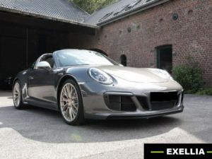 Porsche 911 Targa 991 4 GTS EXLUSIVE MANUFAKTUR EDITION  Occasion