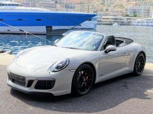 Porsche 911 TYPE 991 CARRERA 4 GTS CABRIOLET PDK 450 CV - MONACO Vendu