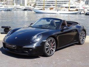 Porsche 911 TYPE 991 CARRERA 4S CABRIOLET PDK 400 CV - MONACO Leasing