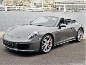 Porsche 911 TYPE 991 CARRERA 4S CABRIOLET PDK 420 CV - MONACO Vendu