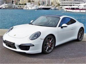 Porsche 911 TYPE 991 CARRERA 4S PDK POWERKIT EXCLUSIF PORSCHE 430 CV - MONACO