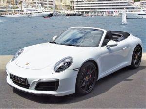Porsche 911 TYPE 991 CARRERA S CAB PDK 420 CV Vendu