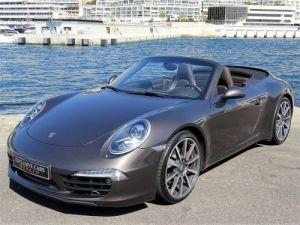 Porsche 911 TYPE 991 CARRERA S CABRIOLET PDK 400 CV Occasion