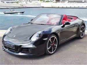 Porsche 911 TYPE 991 CARRERA S CABRIOLET PDK POWERKIT 430 CV - MONACO Vendu